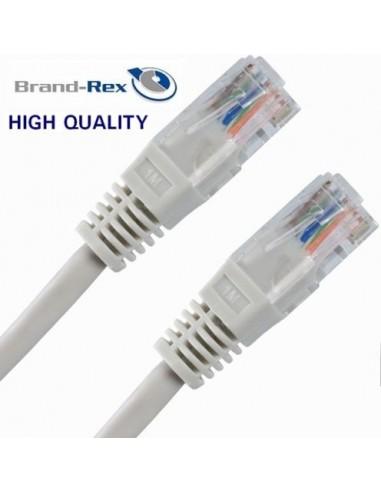 UTP priključni kabel C5e RJ45 1,5m...