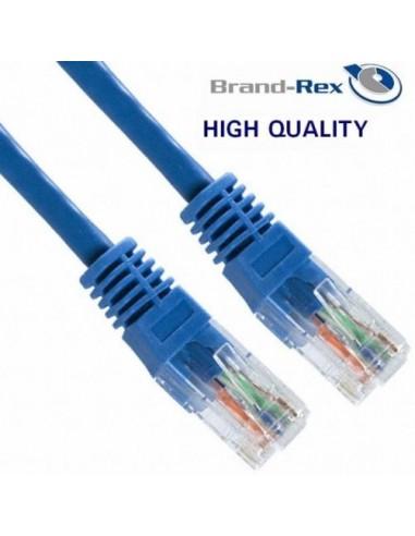 UTP priključni kabel C6 RJ45 1m...