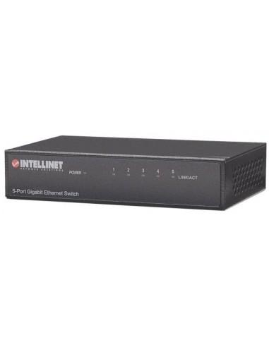 Switch Intellinet 530378, 5port...