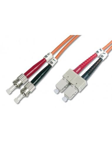 Optični priključni kabel ST-SC MM...