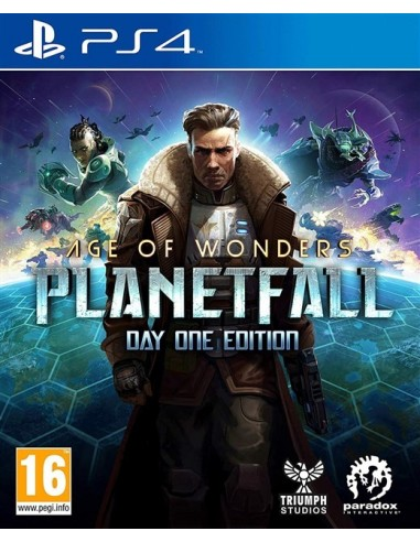 Age of Wonders: Planetfall...