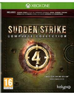 Sudden Strike 4: Complete...