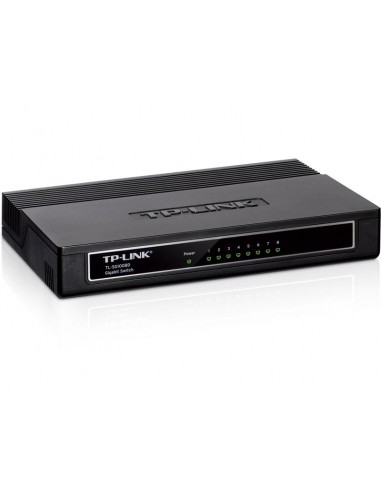 Switch TP-Link TL-SG1008D, 8port...