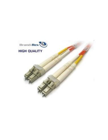 Optični priključni kabel LC-LC SM 2m...
