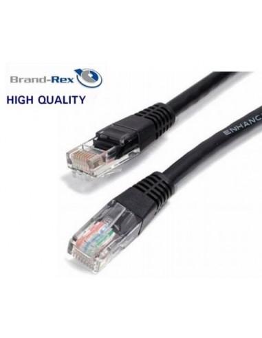 UTP priključni kabel C6 RJ45 10m...