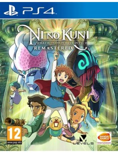 Ni no Kuni: Wrath of the...