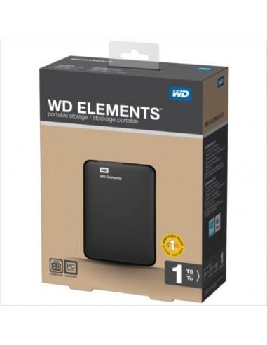 Zunanji disk WD Elements...