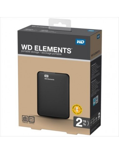 Zunanji disk WD Elements...