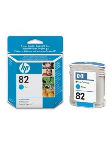 HP kartuša 82 Cyan za DJ 500/800