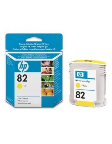 HP kartuša 82 Yellow za DJ 500/800