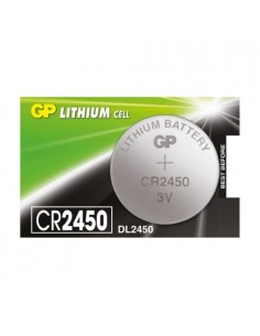 Baterija gumb litijeva GP...