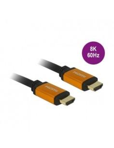 Kabel HDMI M/M 1m Delock 85727