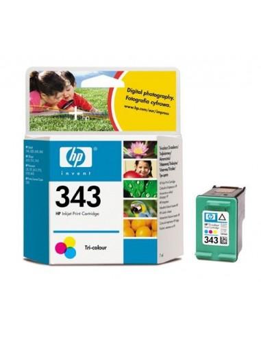 HP kartuša 343 barvna za DJ 5740/6540