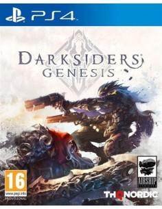 Darksiders Genesis...