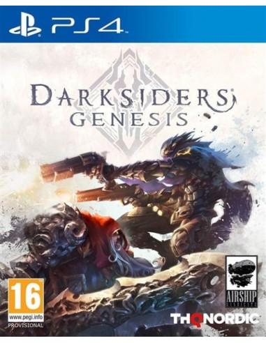 Darksiders Genesis (PlayStation 4)