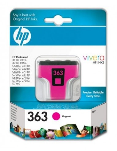 HP kartuša 363 Magenta za PS...