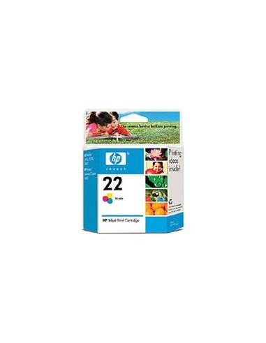 HP kartuša 22 barvna za DJ 3920/3940...