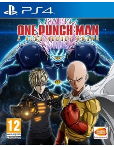 One Punch Man: A Hero...