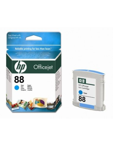 HP kartuša 88 Cyan za OJ Pro...
