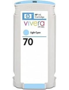 HP kartuša 70 Light-Cyan za...