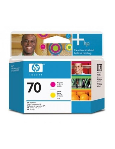 HP glava 70 Magenta-Yellow za...