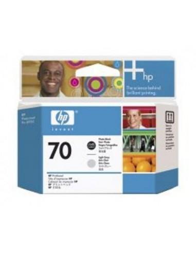 HP glava 70 Photo-črna-Light-Grey za...
