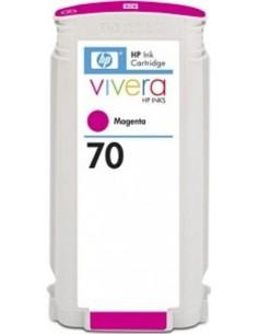 HP kartuša 70 Magenta za...