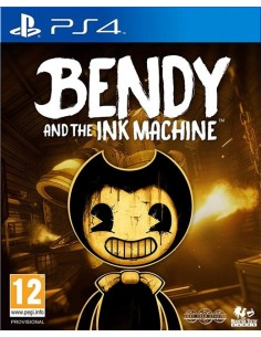 Bendy and the Ink Machine...