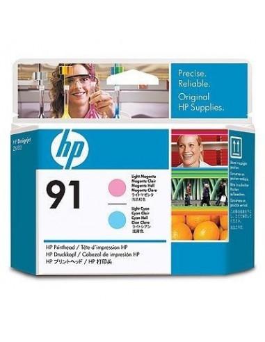 HP glava 91 Light-Magenta in...