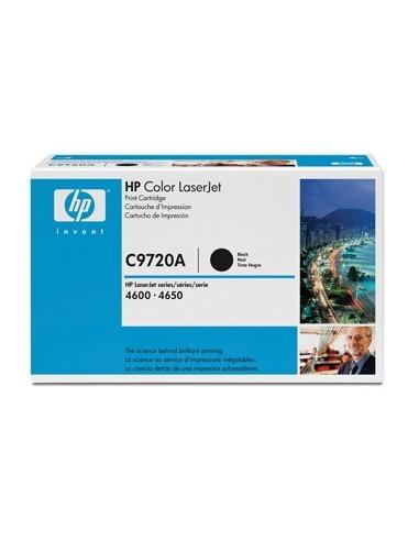 HP toner C9720A črn za CLJ 4600/4650...