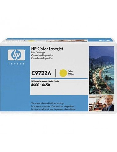 HP toner C9722A Yellow za CLJ...