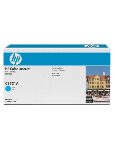 HP toner C9731A Cyan za CLJ 5500/5550...