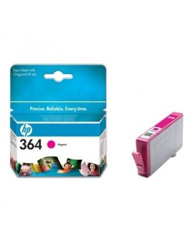 HP kartuša 364 Magenta za PS D5460...