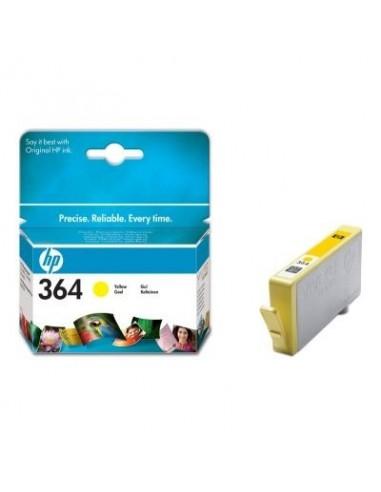HP kartuša 364 Yellow za PS D5460...
