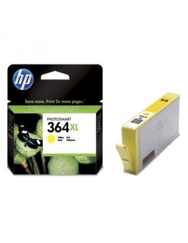 HP kartuša 364XL Yellow za Photosmart...
