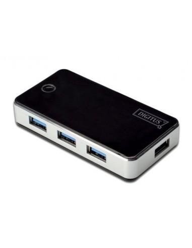 USB 3.0 Hub Digitus DA-70231, 4-Port...