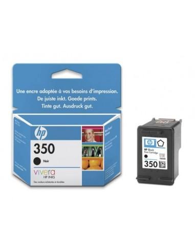 HP kartuša 350 črna za OJ...