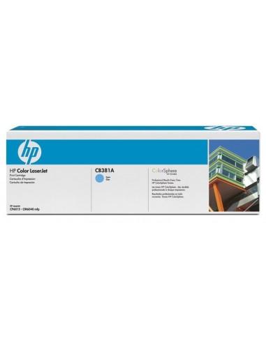 HP toner CB381A Cyan za LJ CP 6015...