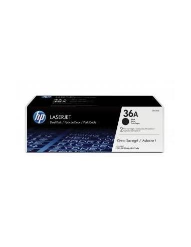 HP komplet tonerjev 2x 36A za LJ...