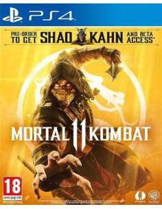 Mortal Kombat 11...
