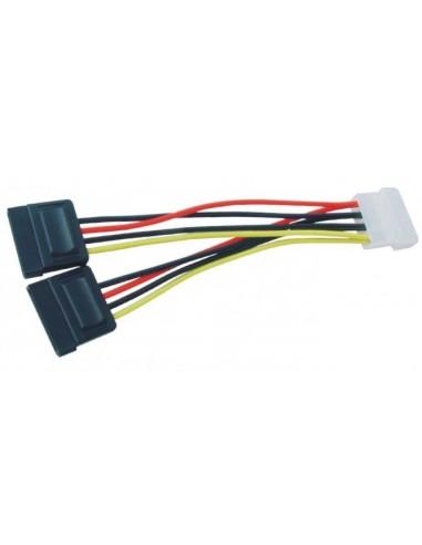 Adapter za napajanje Molex-2xSATA