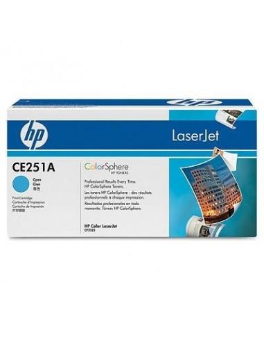 HP toner CE251A Cyan za CLJ...