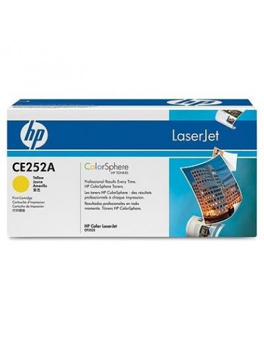 HP toner CE252A Yellow za CLJ...