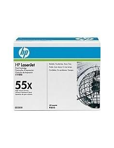 HP toner CE255X za...