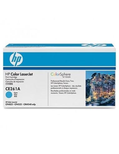 HP toner CE261A Cyan za CLJ...