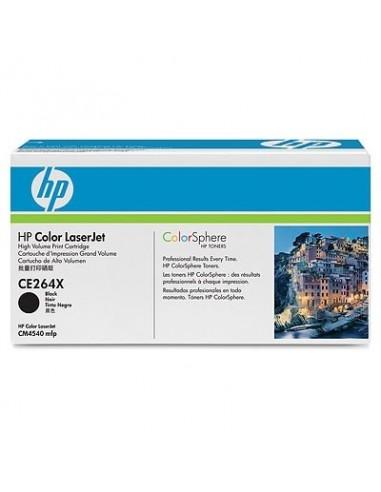 HP toner CE264X črn za CLJ CM4540...