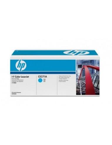 HP toner CE271A Cyan za CP 5525...