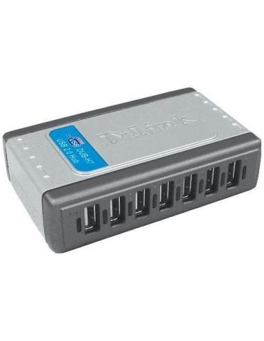 USB 2.0 Hub D-Link DUB-H7, 7-Port,...