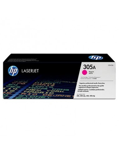 HP toner 305A Magenta za LJ Pro...