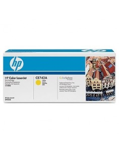 HP toner CE742A Yellow za...